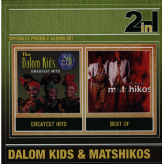 Dalom Kids/Matshikos - Greatest Hits/Best Of (CD)