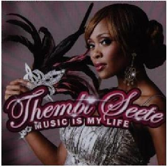 Thembi Seete - Music Is My Life (CD)