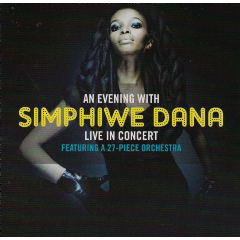 Simphiwe Dana - One Night Only - Live In Concert (DVD)