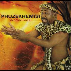 Phuzekhemisi - Amapasi (CD)