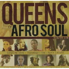 Queens Of Afrosoul - Vol.1 - Various Artists (CD)
