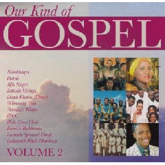 Our Kind Of Gospel - Vol.2 - Various Artists (CD)