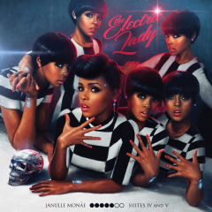 Monae, Janelle - The Electric Lady (CD)