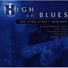 High On Blues - Various Artists (CD)