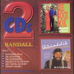 Randall & Koba - Die Rooi Rok / Uiteindelik (CD)