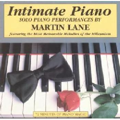 Martin Lane - Intimate Piano (CD)