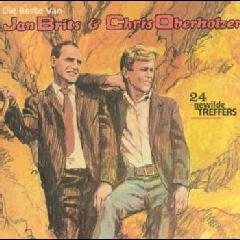Jan Brits - Die Beste Van Jan Brits & Chris Oberholzer (CD)