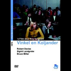 Vinkel en Koljander (DVD)