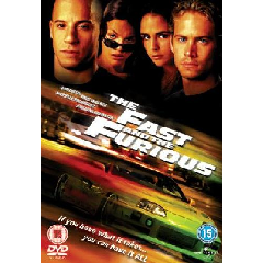 The Fast And The Furious Part 1 (2001) (DVD)