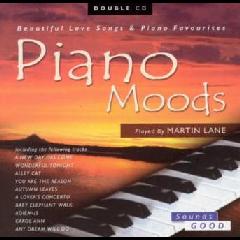 Martin Lane - Piano Moods (CD)