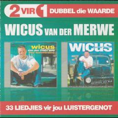 Van Der Merwe, Wicus - Hie' Komme Ding / Annatjie My 4x4 (CD)
