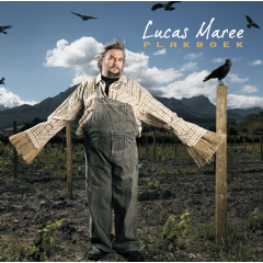 Lucas Maree - Plakboek (CD)