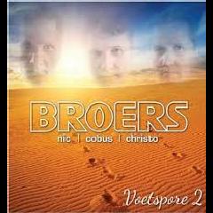 Broers-christo Cobus En Nic - Voetspore In Die Sneeu (CD)