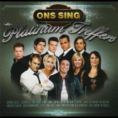 Ons Sing Die Platinum Treffers - Various Artists (CD)