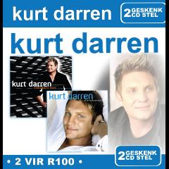 Kurt Darren - Voorwaarts Mars / Uit Die Diepte Van My Hart (CD)