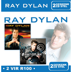 Ray Dylan - Breek Die Ys / Ek Wens Jy's Myne (CD)