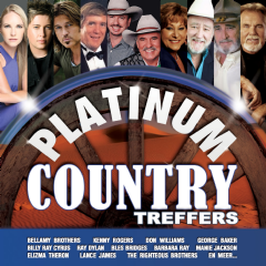 Platinum Country Treffers - Various Artists (CD)