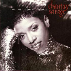 Savage Chantay - I Will Survive (CD)