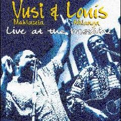 Vusi Mahlasela - Live At The Bassline (CD)
