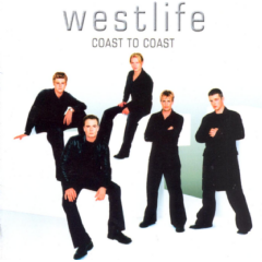 Westlife - Coast To Coast (CD)