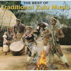 Best Of Traditional Zulu Music - Various Artists (CD)