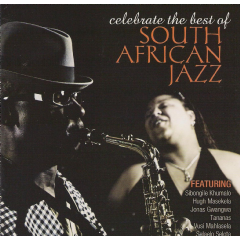 Celebrate The Best Of South African Jazz - Various Artists (CD)