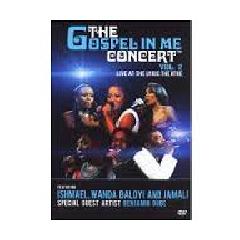 Gospel In Me Concert - Vol.2 - Various Artists (DVD)