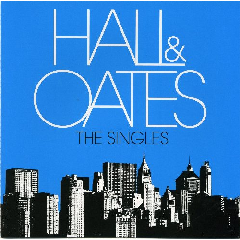 Hall & Oates - The Singles (CD)