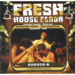 Fresh House Flava - Vol.1 - Various Artists (CD)