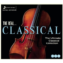 The Real .... Classical - Various Artists (CD)