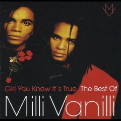 Milli Vanilli - Girl You Know It's True - The Best Of Milli Vanilli (CD)