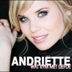 Andriette - Wat Rym Met Liefde (CD)