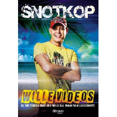 Snotkop - Snotkop Wille Videos (DVD)