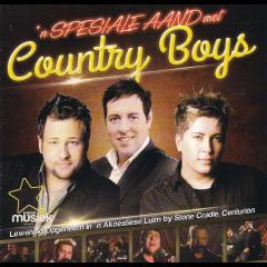 Die Country Boys - 'n Spesiale Aand Met (CD)