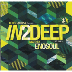 House Afrika Presents In2deep - Vol.1 Mixed By Enosoul - Various Artists (CD)