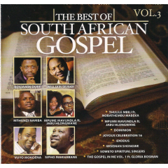 The Best Of South African Gospel - Vol.3 - Various Artists (CD)