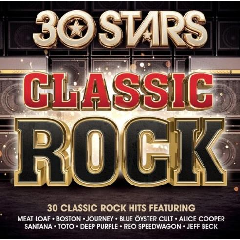 30 Stars - Classic Rock - Various Artists (CD)