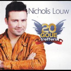 Louw Nicholis - 20 Goue Treffers (CD)