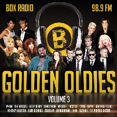 Bok Radio Golden Oldies - Vol.3 - Various Artists (CD)