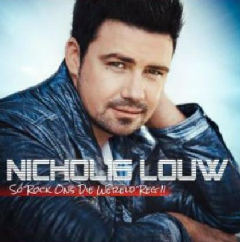 Louw Nicholis - Rock Die Wereld Reg (CD)
