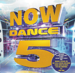 Now Dance 5 - Various Artists (CD)
