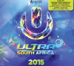 Ultra South Africa 2015 [Deluxe Edition] - Various Artists (CD)