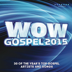 WOW Gospel 2015 - Various Artists (CD)