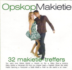 Die Opskop Party Band - Opskop Makietie (CD)