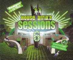 House Afrika Sessions - Vol.6 - Various Artists (CD)