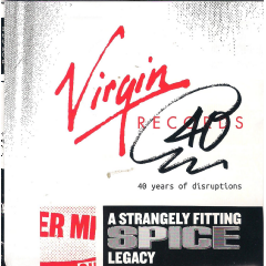 Virgin Records - 40 Years Of Disruptions - Various Artists (CD)