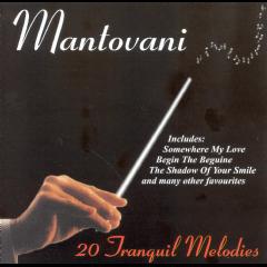 Mantovani - 20 Tranquil Melodies (CD)