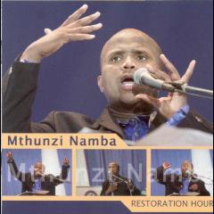 Mthunzi Namba - Mthunzi Namba (CD)