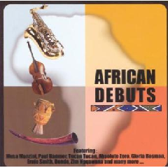 African Debuts - Various Artists (CD)