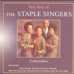 Staple Singers - Best Of The Staple Singers (CD)